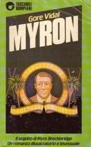 copertina di Myron