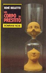 copertina di un volume della collana Bompiani Noir