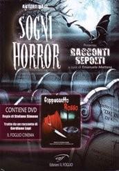 copertina di Sogni Horror presenta