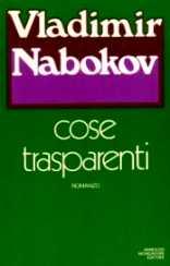 copertina di Cose trasparenti