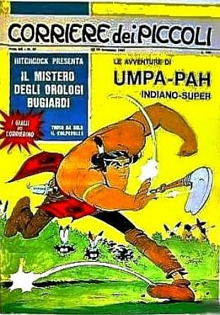 copertina di un volume della collana Il Corriere dei Piccoli