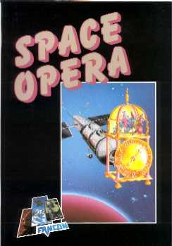 copertina di Space Opera 4