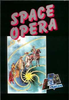 copertina di Space Opera 5
