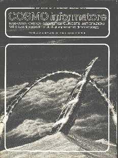 copertina di Cosmo Informatore 1.82