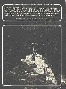 copertina di Cosmo Informatore 1.83