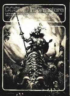 copertina di Cosmo Informatore 1.84