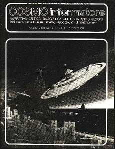 copertina di Cosmo Informatore 1.86