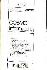 copertina di Cosmo Informatore 1.73