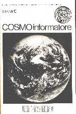 copertina di Cosmo Informatore 4.73
