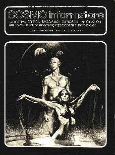 copertina di Cosmo Informatore 2.81