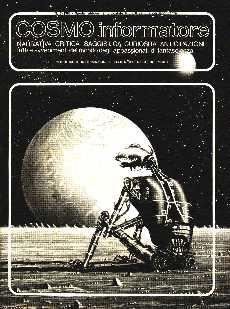 copertina di Cosmo Informatore 3.81