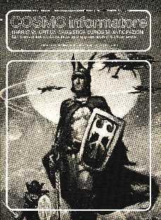 copertina di Cosmo Informatore 2.83