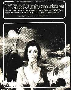 copertina di Cosmo Informatore 3.84
