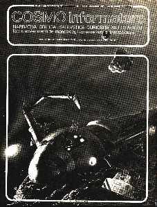 copertina di Cosmo Informatore 4.84