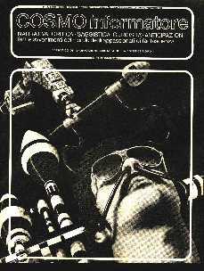 copertina di Cosmo Informatore 2.85