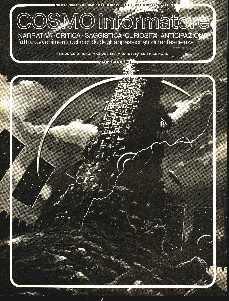copertina di Cosmo Informatore 3.85