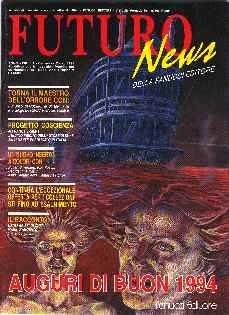 copertina di Futuro News a. XXIII, n. 1