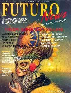 copertina di Futuro News a. XXIII, n. 3