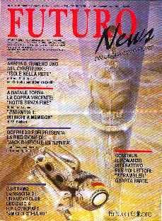 copertina di Futuro News a. XXIII, n. 4