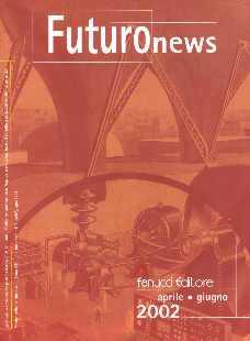 copertina di Futuro News a. XXXI, n. 2