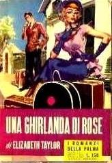 copertina di un volume della collana I Romanzi della Palma