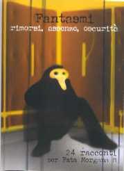 copertina di Fantasmi, rimorsi assenze oscurità
