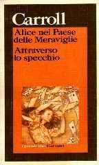 copertina di Alice nel paese delle meraviglie - Attraverso lo specchio