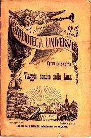copertina di un volume della collana Biblioteca Universale Antica e Moderna