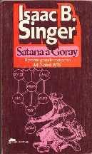 copertina di Satana a Goray