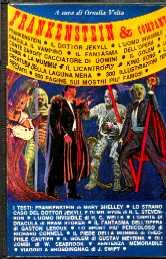 copertina di Frankenstein & Company