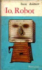 copertina di Io, Robot