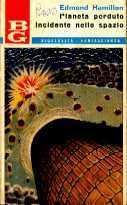 copertina di Pianeta perduto Incidente nello spazio