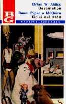 copertina di Descalation Crisi nel 2140