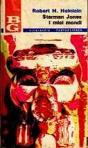 copertina di Starman Jones I miei mondi