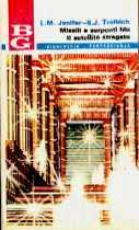 copertina di Missili e serpenti blu Il satellite stregato