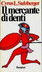 copertina di Il mercante di denti