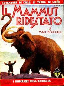 copertina di un volume della collana I Romanzi dell'Audacia