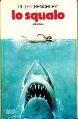 copertina di Lo squalo