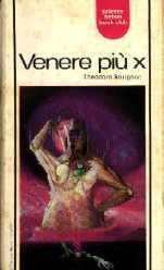 copertina di Venere più X