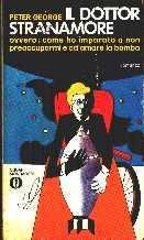 copertina di Il dottor Stranamore ovvero