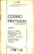 copertina di Cosmo Informatore 1.72