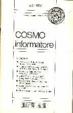 copertina di Cosmo Informatore 3.72