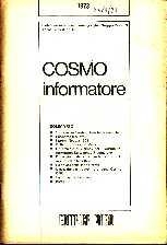 copertina di Cosmo Informatore 3.73