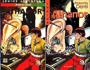 copertina di un volume della collana Junior Avventura