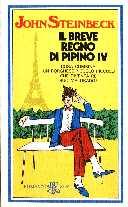 copertina di Il breve regno di Pipino IV