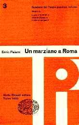 copertina di un volume della collana Quaderni del Teatro Popolare Italiano