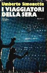 copertina di I viaggiatori della sera