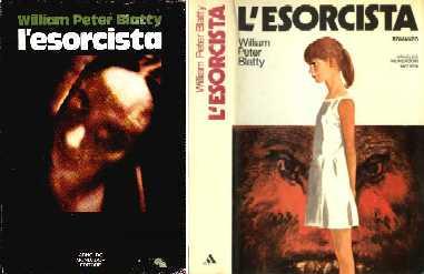copertina di L'esorcista