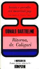 copertina di un volume della collana I Neofigurativi. Nuove Forme Letterarie