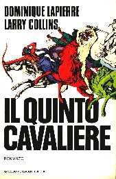 copertina di Il quinto cavaliere